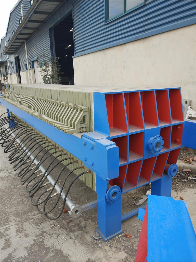 上海全自动隔膜污泥处理压滤机规格