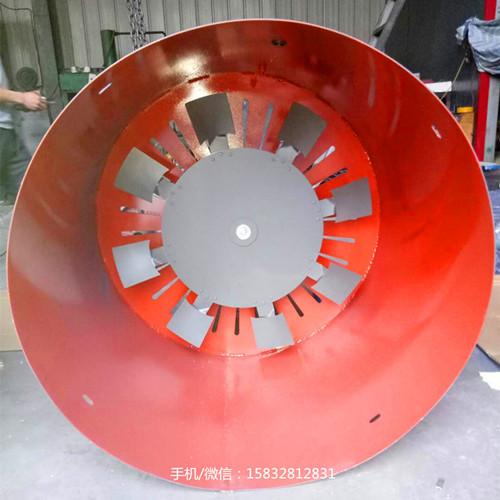 HL變頻調速通風機定制 電機機殼散熱風機
