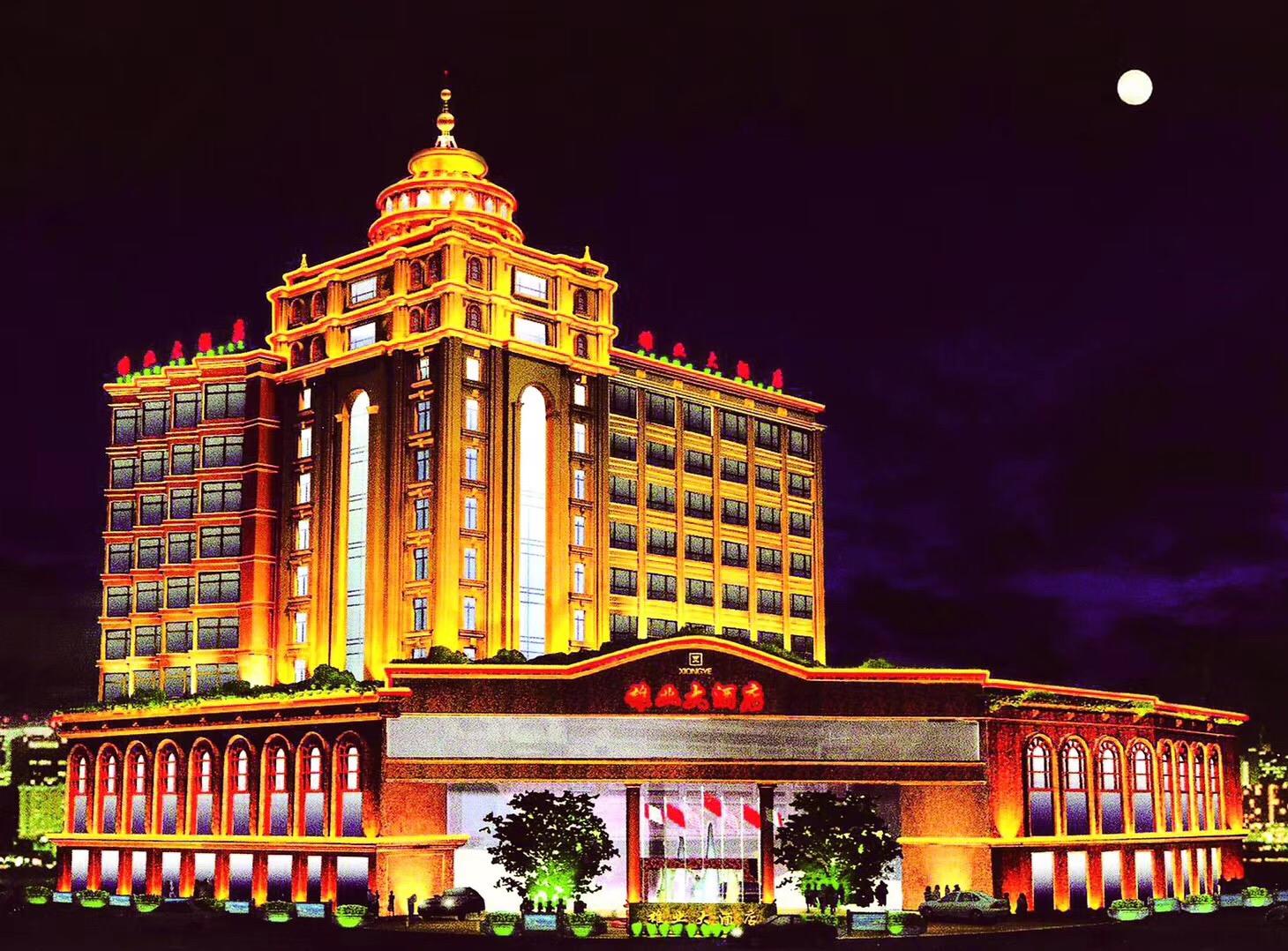曲靖雄業大酒店
