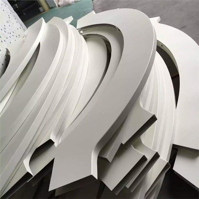 武汉弧形铝方通厂家