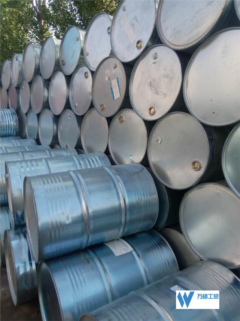 淄博200升食品铁桶回收