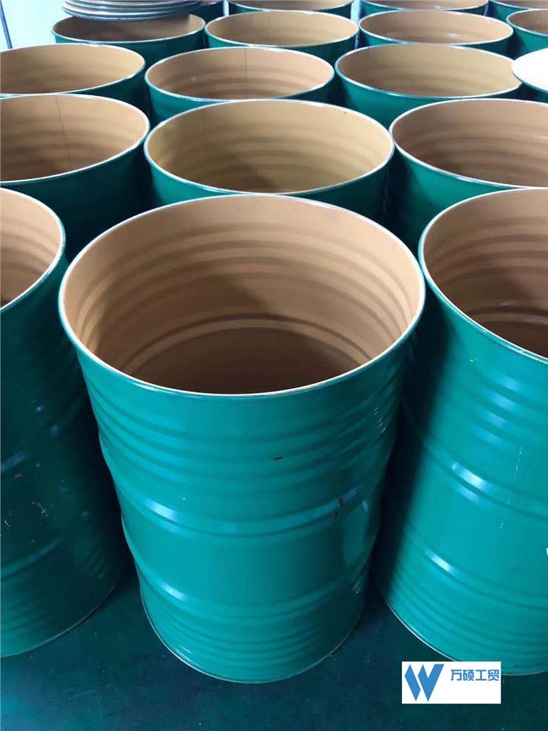 上海2000L内涂铁桶回收