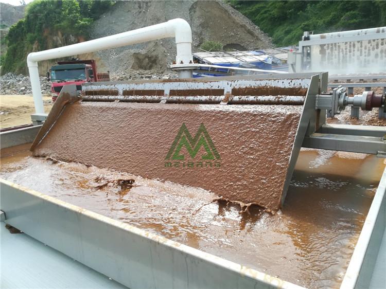 洗砂泥浆脱水设备 石材厂泥浆脱水设备 性价比高