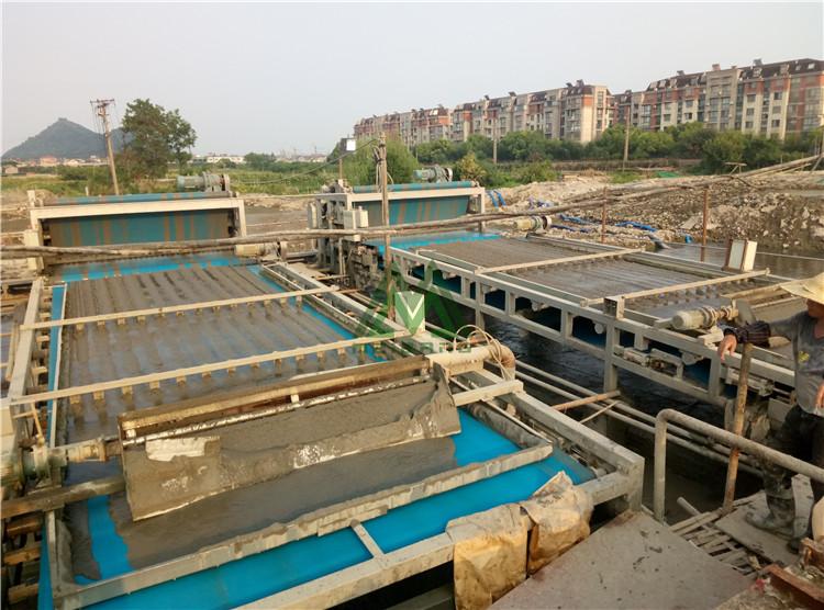 洗山砂泥浆脱水设备 地铁盾构泥浆脱水设备 效率高