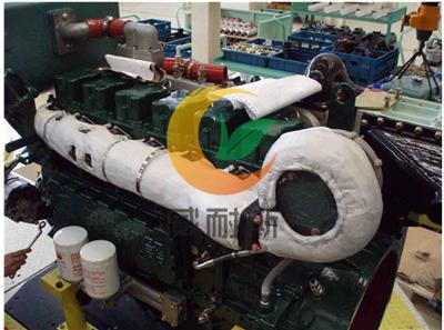 吉林四平辽源白山化工设备保温被拆卸方便