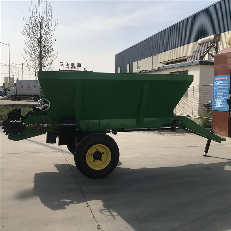 有机肥撒粪车价格