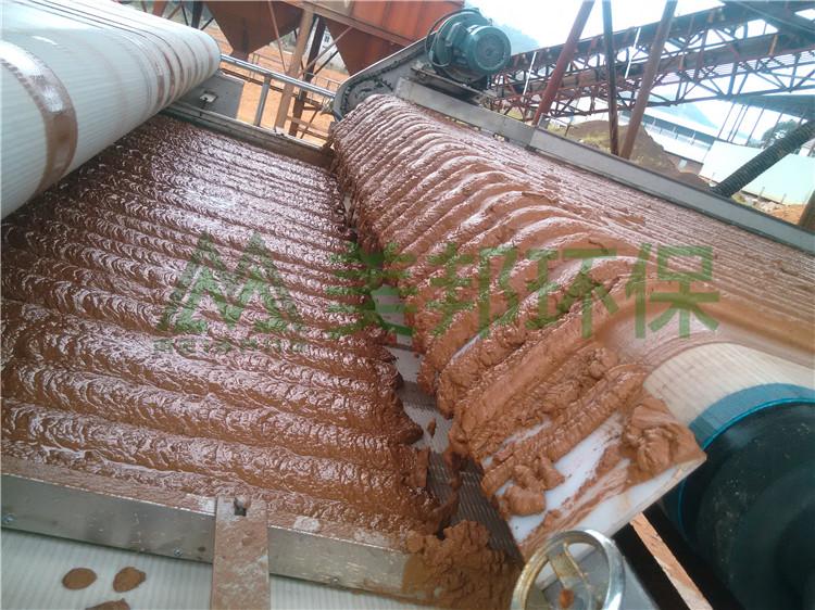 梅州洗沙泥浆压榨机厂家