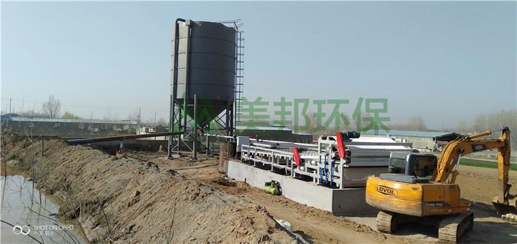 韶关洗沙泥浆处理设备厂图片