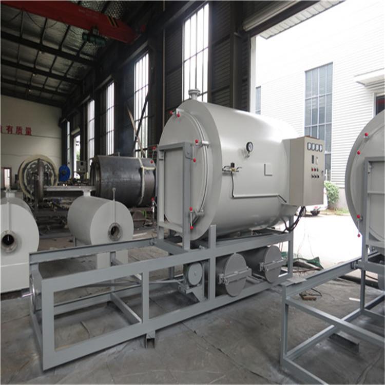 空气管道真空清洗炉 真空工业炉 质量优良