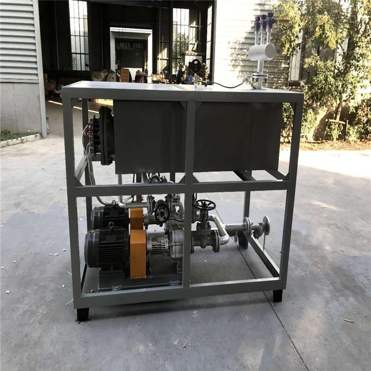 鈺凱定制電加熱導熱油爐 導熱油循環加熱爐 50KW小型導熱油爐加熱器