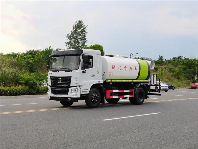 郑州洒水车价格
