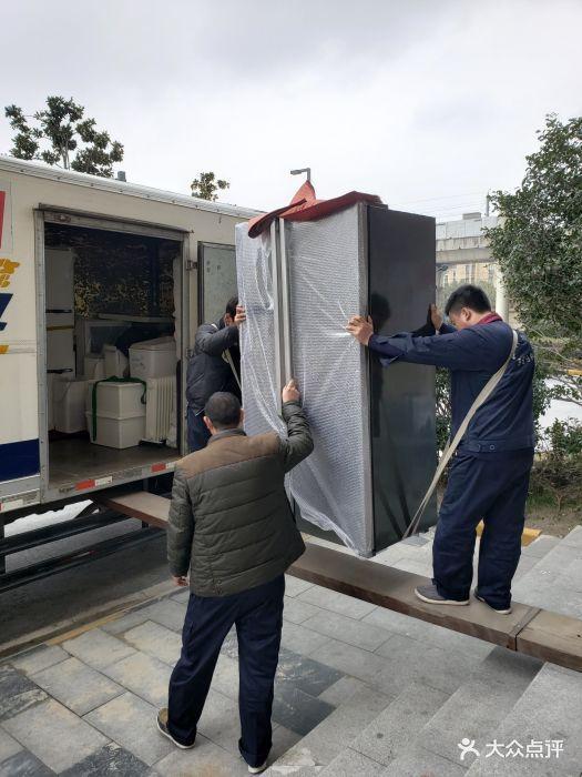 浦东国际搬运收费标准