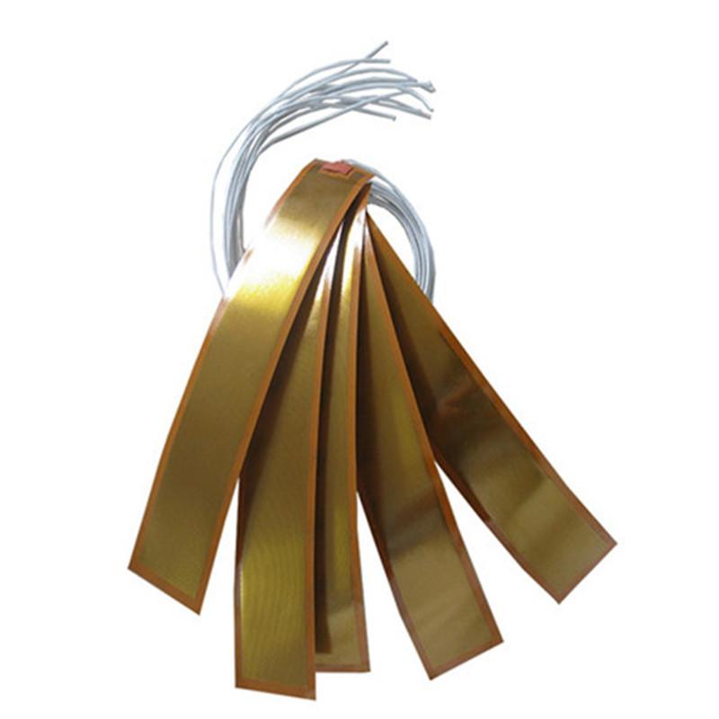 供应带3M胶发热板 聚酰亚胺电加热板 节能电热板钰凯专业定制