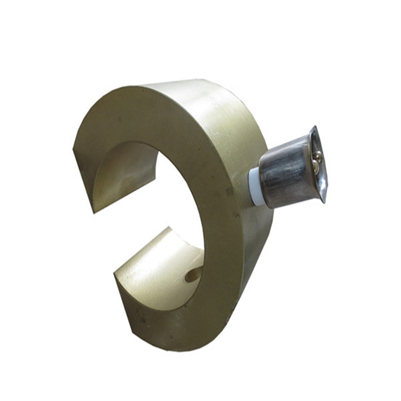 廠家直銷耐高溫鑄銅電熱圈 加熱均勻鑄銅加熱圈 大功率鑄銅加熱圈