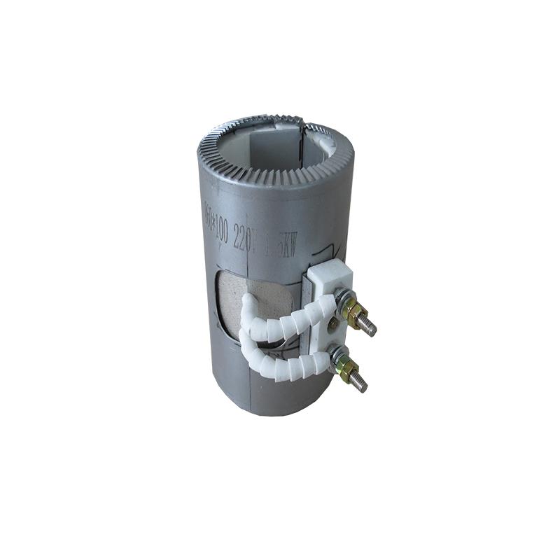 供應遠紅外陶瓷電加熱圈 電熱元件 非標定制 專業生產 陶瓷電熱圈