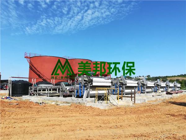 广州洗沙污泥压滤机费用
