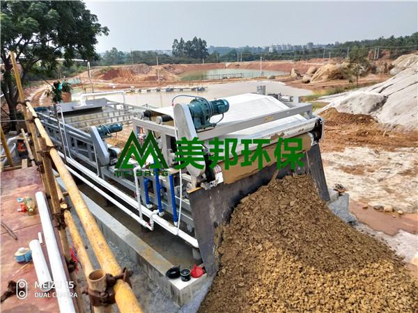 中山洗沙泥浆处理机怎么使用