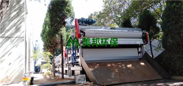 郑州全新打桩泥浆脱水设备