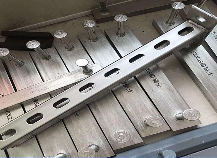 天津地铁槽式预埋件品牌-槽道预埋件-厂家直销预埋槽道