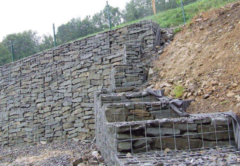 贵港5%锌铝合金石笼网厂家