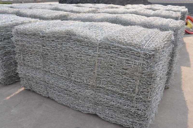 梧州镀锌钢丝石笼网