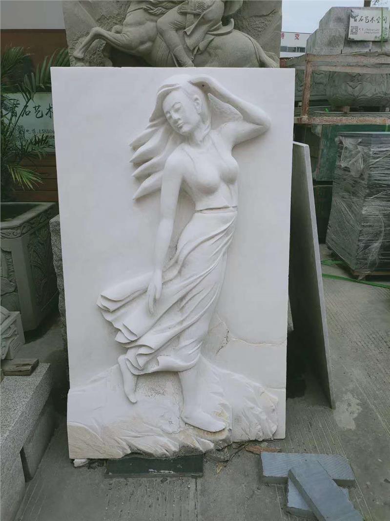德阳石材石头栏杆雕刻