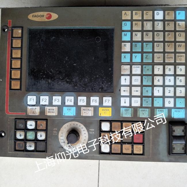 FAGOR發格系統顯示屏維修 MONITOR-55M-11-LCD 上電黑屏