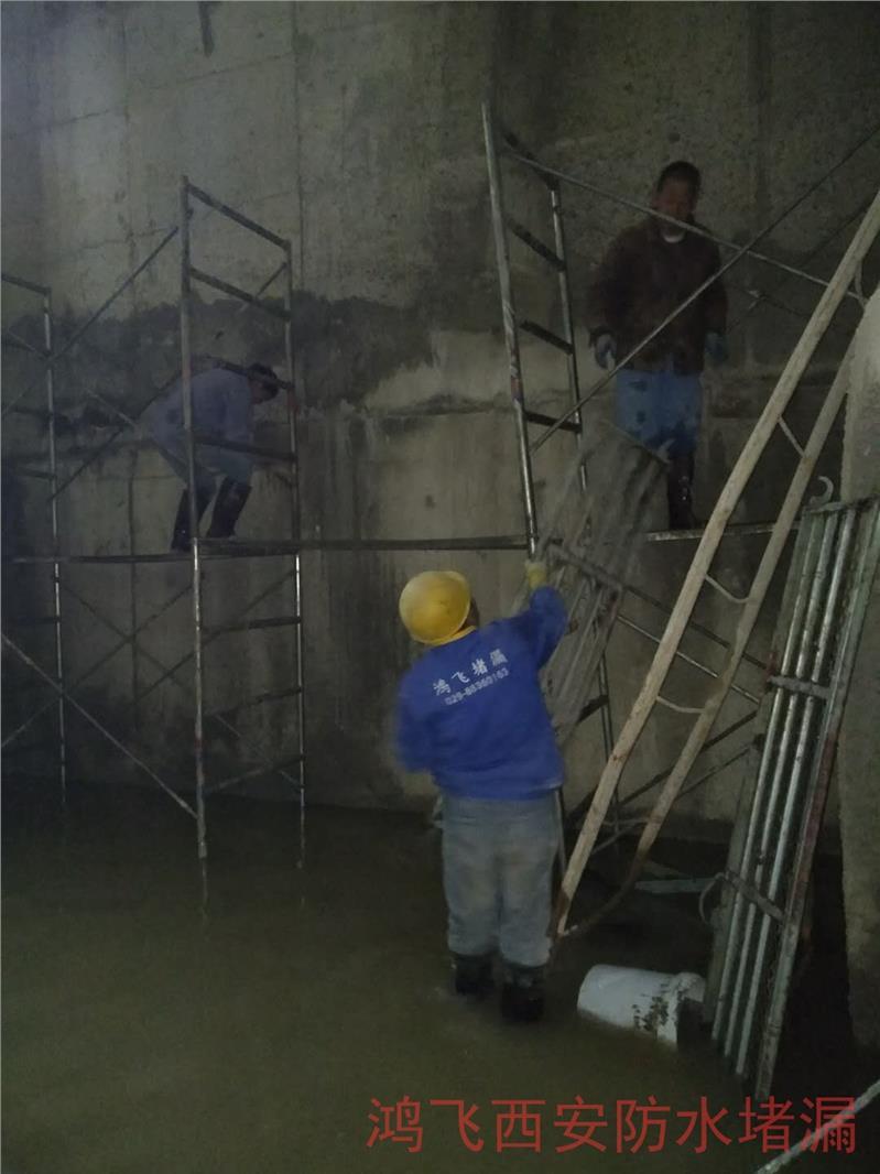 三门峡管片接缝漏水如何封堵防水安全可靠