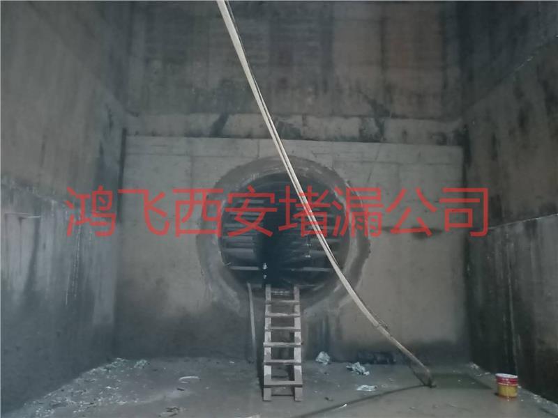 渭南电力顶管管堵漏