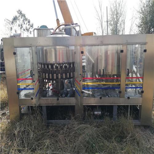 郑州二手灌装机电话 二手纯净水灌装机 质优价廉