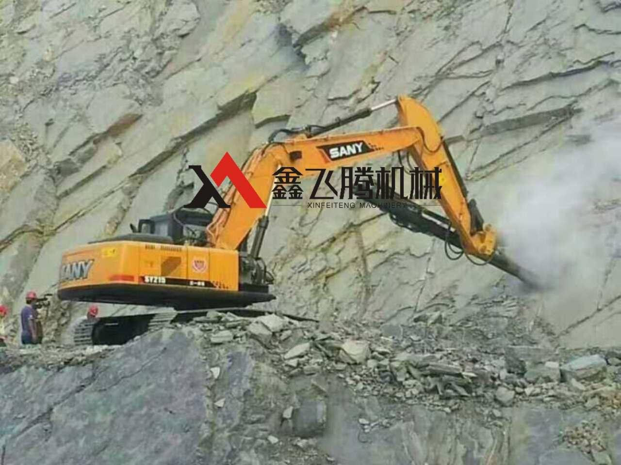 挖改潛孔鉆礦山打孔機械