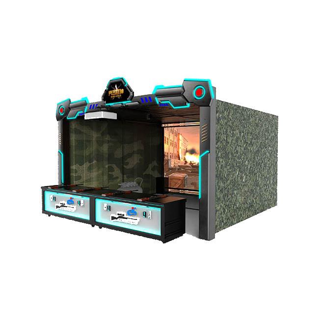 成都9D虚拟现实体验馆