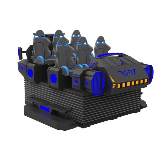 常州VR六人飞船价格