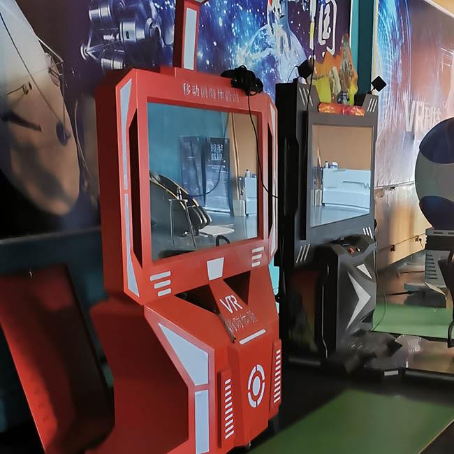 南京虚拟现实体验馆厂