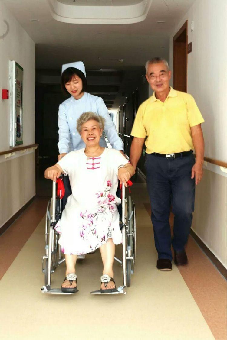 广州岭南护工护理视频