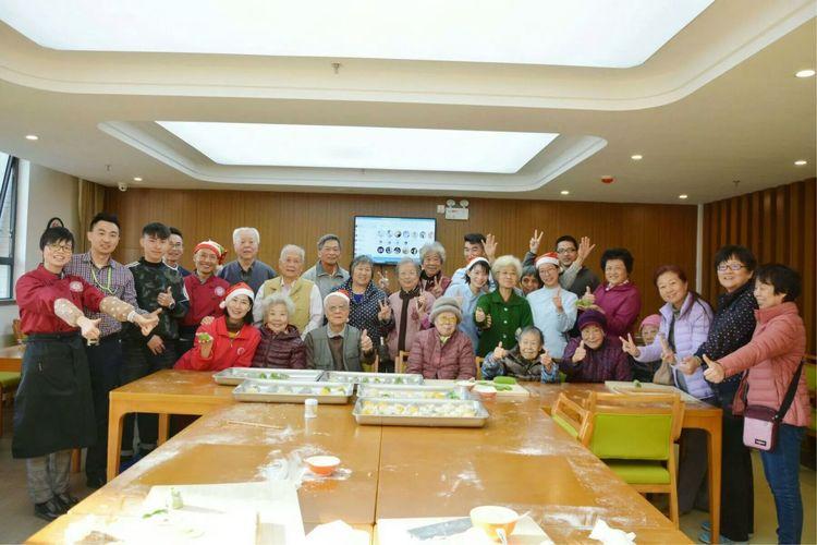 广州岭南住养老院的费用标准