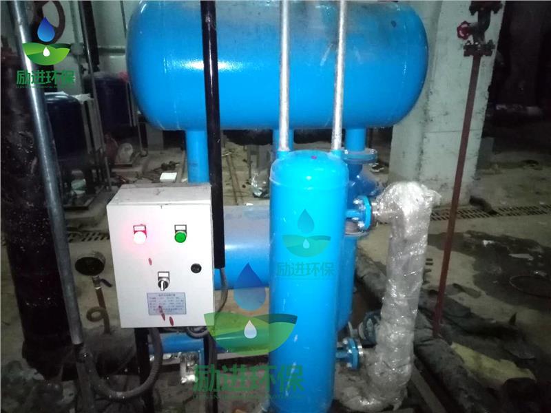电磁疏水自动增压器说明