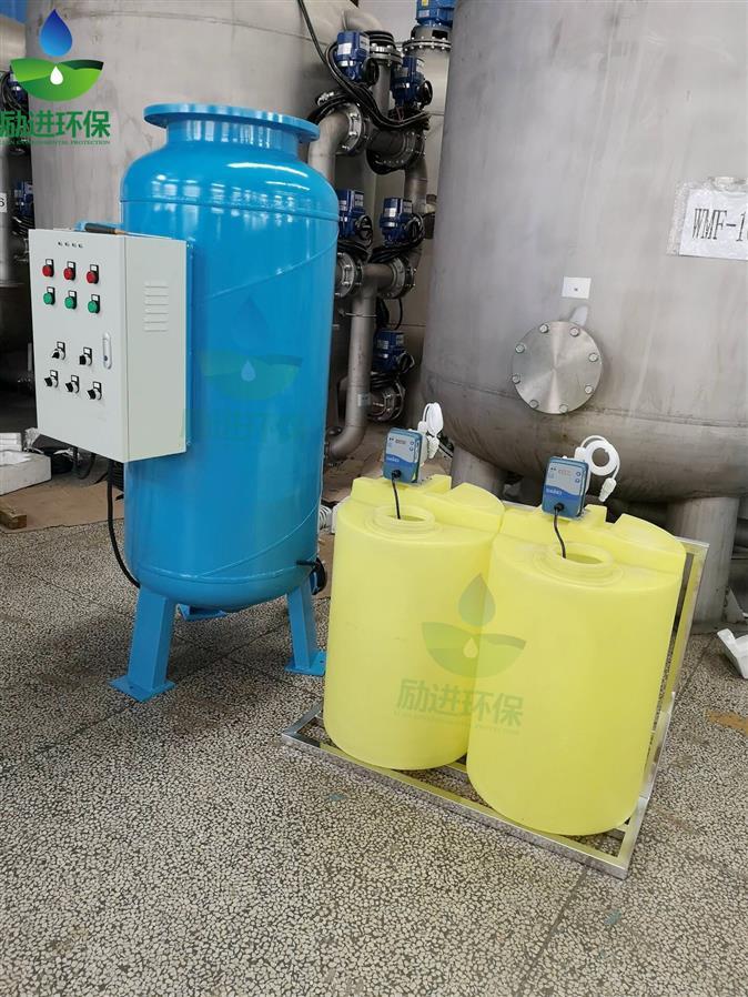 全效水处理器 角式全程水处理仪制造厂家