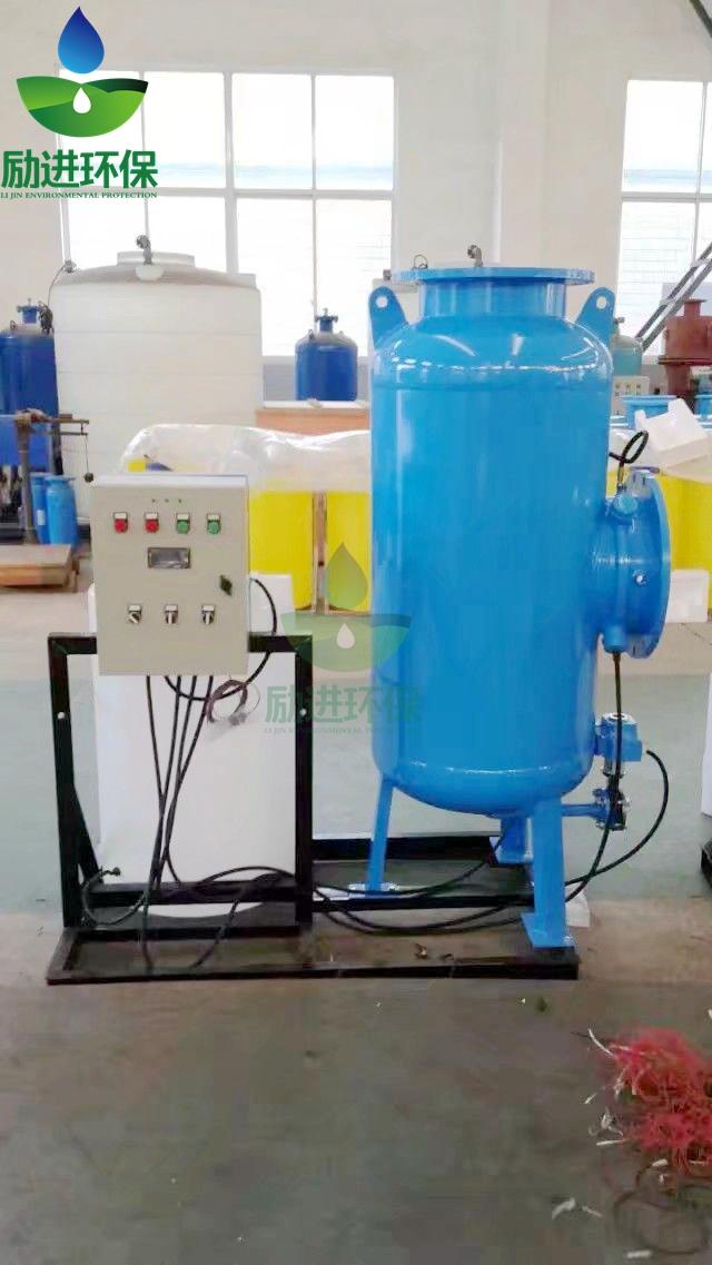 角式全程水处理仪使用技巧