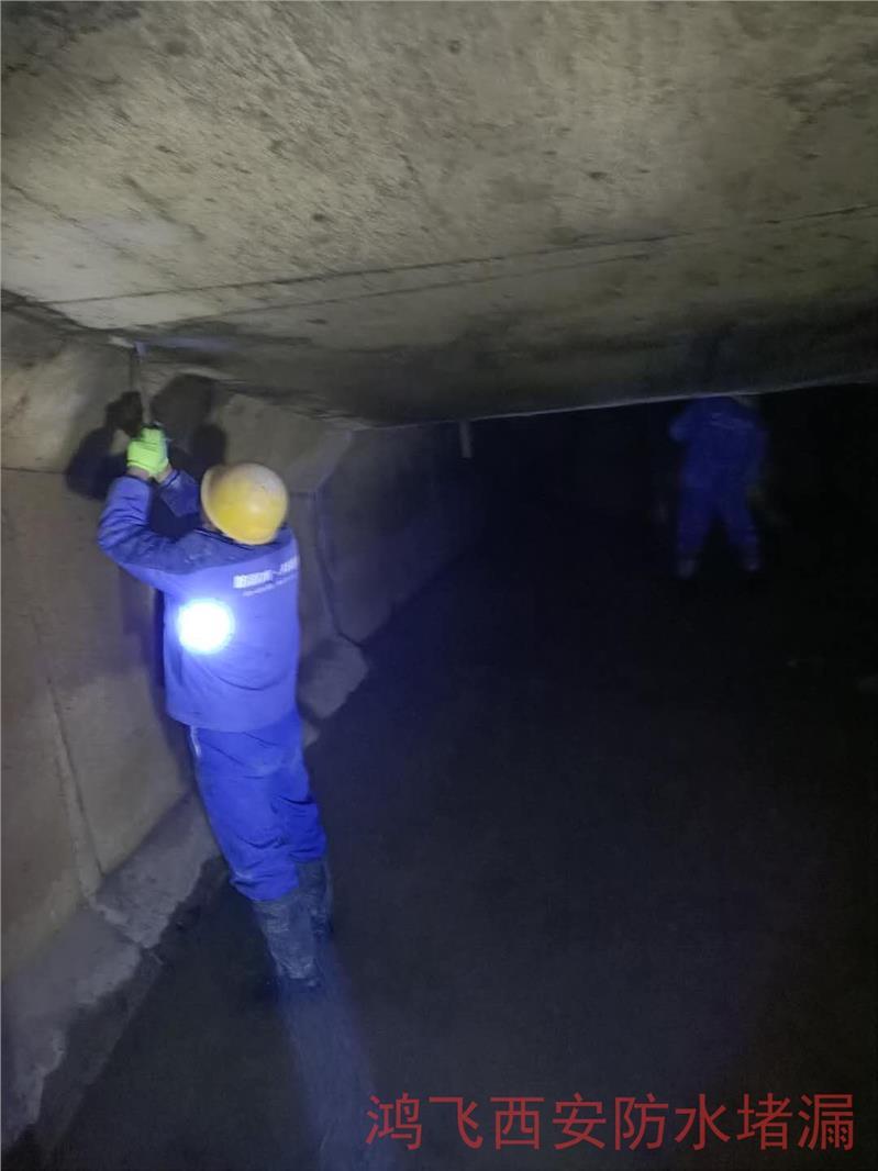 运营中电站渗漏水怎么处理