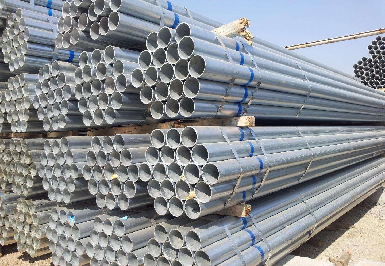銅仁鋼管經銷商 多年鍍鋅管經驗