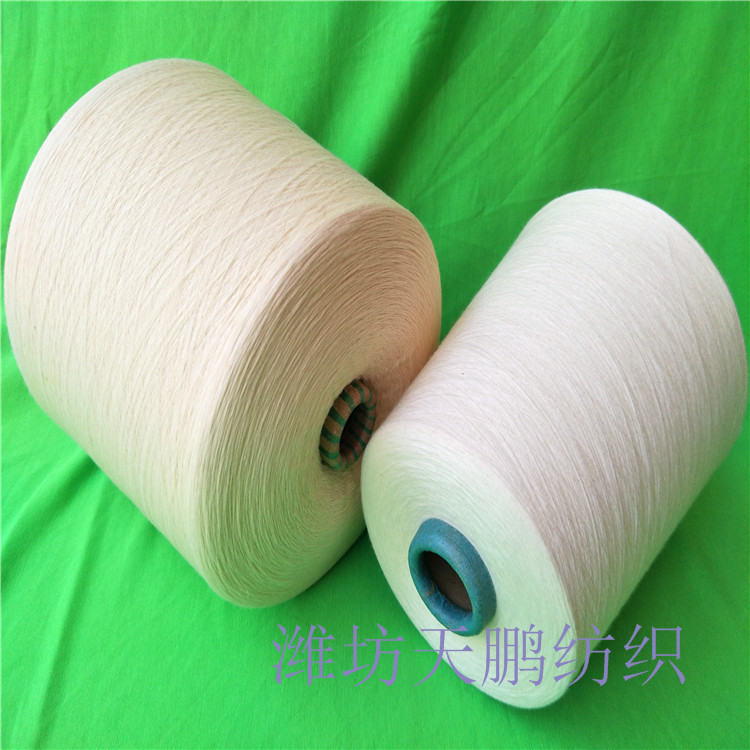 溫州人造棉竹節紗40支
