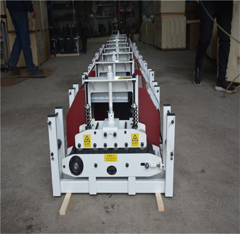 福州长云科技电缆输送机性能稳定可靠有质保