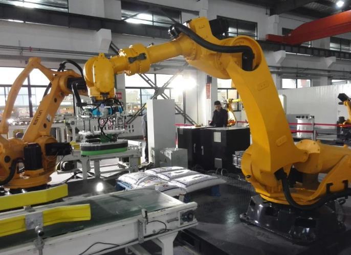 加拿大二手机器人进口报关公司