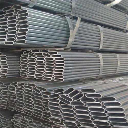 鍍鋅帶橢圓管-橢圓管廠家