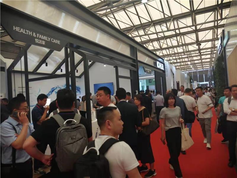 2021中国2021上海浴室柜展