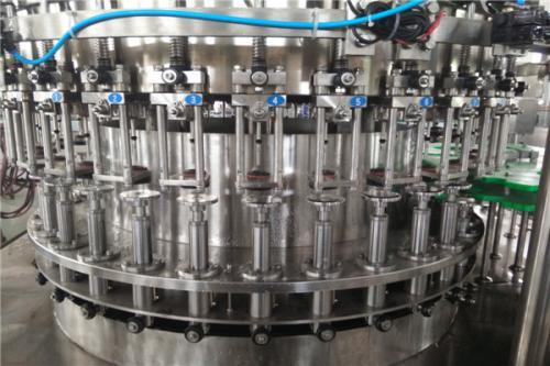 漳州回收易拉罐灌装机报价