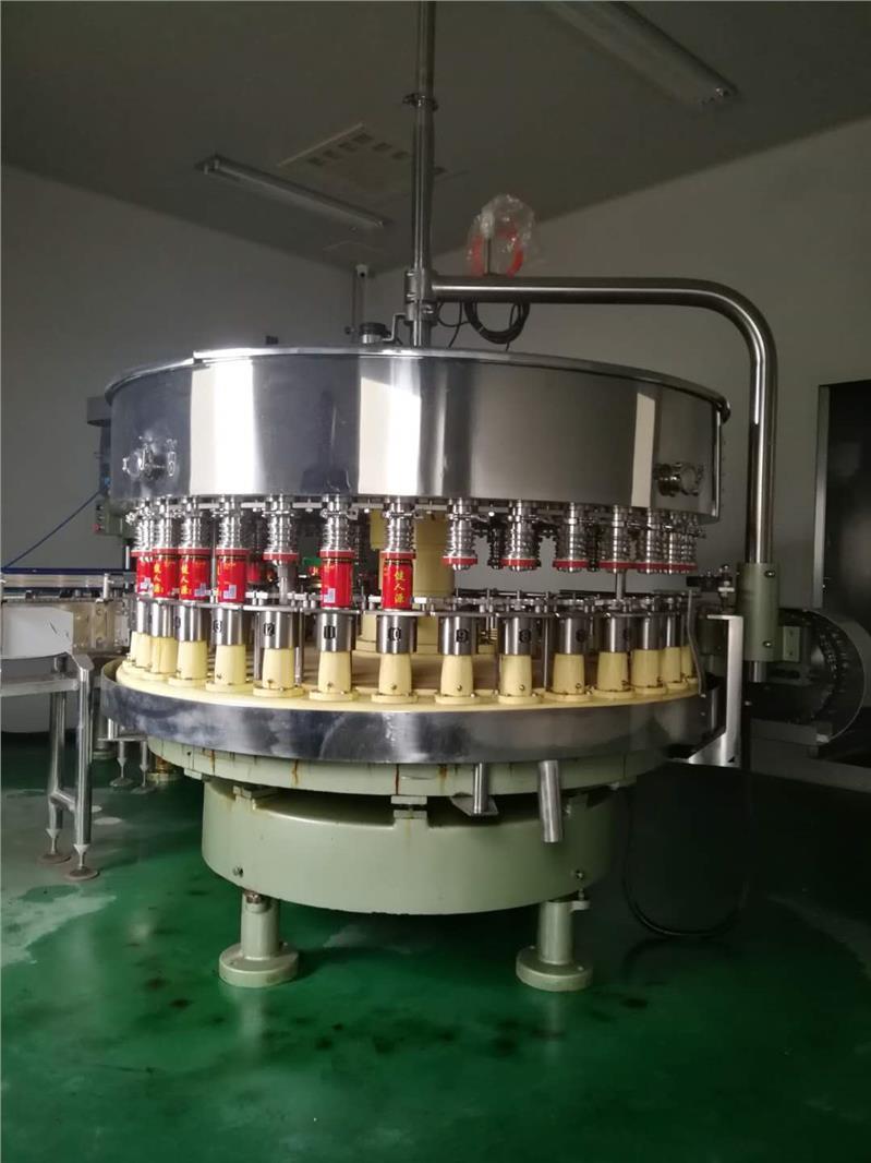 台州回收易拉罐灌装机电话