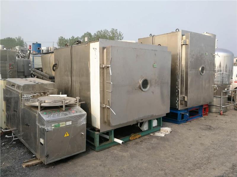 甘南真空冷冻干燥机回收价格