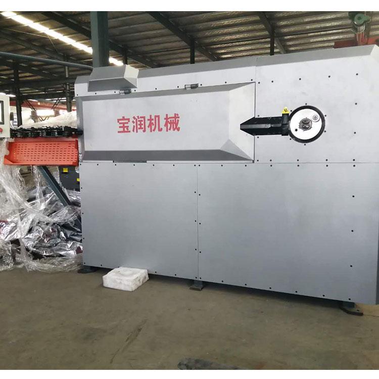 南京全新数控钢筋弯箍机功能